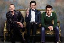 Doctor Who / by Hannah (^-^)