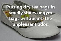Odd, non-toxic cleaning tips