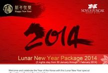 Lunar New Year Package 2012 / Welcome and celebrate the Year of the Horse with this Lunar New Year special offer at Novus Puncak Resort and Spa. Experience luxurious accommodations and enjoy a host of privileges.
