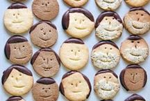 I love biscuits !
