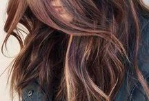 Hair We Love / Hair styles, hair colors, and just generally beautiful hair inspirations