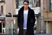 Street Style - Men / We're on a quest to find our most fashionable male shoppers. We'll be scouting our malls  for shoppers we think are inspiring fashionistas!
