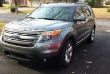 Used 2012 Ford Explorer for Sale ($32,000) at Dover,  DE / Make:  Ford, Model:  Explorer, Year:  2012, Exterior Color: Silver, Interior Color: Silver, Doors: Four Door, Vehicle Condition: Good Mileage:36,000 mi, Engine: 4 Cylinder, Transmission: Automatic, Drivetrain: 2 wheel drive.   Contact:302-359-7250  Car Id (56130)