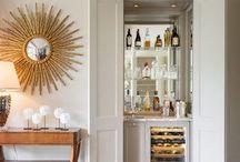wine cellar doors.