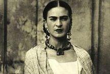 Frida / by Sylvia Lunadanipoppie