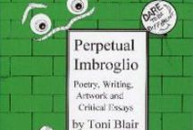 Books I have published. / Perpetual Imbroglio and Cooking From The Right Side of the Knife are Both available for sale.  Contact me for details.