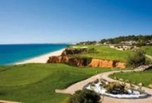 Our Algarve Golf Selection / Here's a selection of our favourite #golfcourses and hotels in the #Algarve, #Portugal