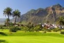 Golf Destination Inspiration / Here's a selection of #golf destinations for fantastic year-round golf holidays & vacations