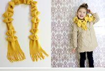 scarfs / hobbey
