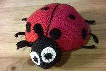 Zabawki / Toys / Zabawki wykonane na szydełku / Crochet toys
