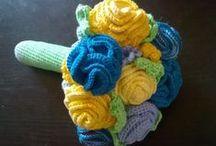 Różności / Takie tam na szydełku / Just some crochet stuff