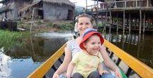 Voyage Birmanie (Myanmar) famille / Toutes mes inspirations pour votre prochain voyage et séjour au Myanmar ou Birmanie en famille avec les enfants : circuit, que faire et que voir, hôtels de charme... Pour en savoir plus, visiter www.voyagefamily.com !