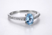 Blue Beauties! from Holsted Jewelers   / Fashionable jewelry from Holsted Jewelers. Holsted Jewelers has more than four decades of experience in offering fashion enthusiasts in North America and the UK with distinctive jewelry designs.