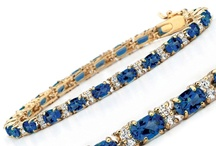 Tennis Bracelets from Holsted Jewelers