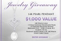 Giveaways & Shopping Spree   Holsted Jewelers