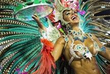 Rio - Carnaval - Brazil