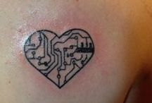 Style - Geek Ink / Wear it with pride.