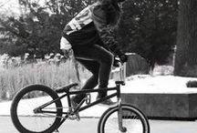 BMX  / bikes and tricks