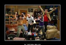 Television - Big Bang Theory / It all started with a big bang... BANG!