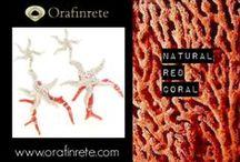 Gioielli in corallo Coral jewelry / Gioielli in corallo Coral jewelry