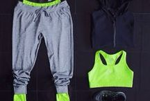 work out outfit and kit