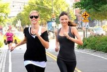 celebrities and work out