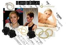 Celebrity Look  / Waht famous people wear , #accessories,#gold,#watches, copy the look!