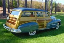 Vintage & Classic American Vehicles / Antique American Automobiles and Trucks / by Fred Taylor