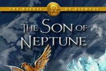 Fiction that Features Mythology / If you are a fan of Percy Jackson or are interested in mythology you will love these titles!!