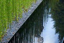 X Espelhos d´água - Reflective Pools / Arquitetura Paisagismo Garden Design Landscape Architecture