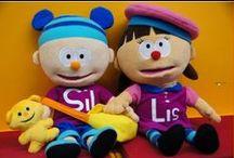 Groep A Sil op school! / Sil op school is een nieuw programma voor kleutergroepen, waarin aan de hand van telkens actuele thema's wordt gewerkt aan de SLO-doelen.  www.silopschool.nl