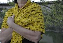 Feminine knits / Knitwear and crochet for women