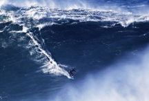 Waves and Waveriders..Surfboards etc