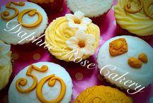 Daphne Rose Cakery birthday cakes/cupcakes