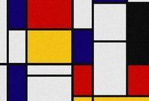 Mondriaan / Pieter Cornelis Mondriaan was een Nederlandse kunstschilder en kunsttheoreticus, die op latere leeftijd in het buitenland woonde en werkte. Mondriaan wordt algemeen gezien als een pionier van de abstracte en non-figuratieve kunst
