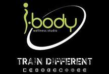 Ibody - wellness studio / Flyer