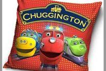Stacyjkowo | Chuggington - kolekcja pościeli, ręczników, poszewek / Pościel Stacyjkowo Chuggington - http://www.kamkryst.pl/stacyjkowo-c-79_108.html - nowe wzory pościeli, ręczników i poszewek na jaśki dla najmłodszych