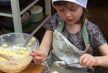 The Pumpkin Patch Workshops / A taster of what we get up to at our cookery workshops