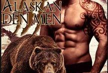 Alaskan Den Men - All werebears... All Alaska / Pinboard for the multi-author werebear paranormal romance series, Alaskan Den Men