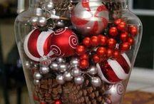 Новогодние украшения / Идеи для украшения новогодних елок. Елочные игрушки. Интерьер дома в новогодние праздники.