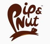 Pip & Nut / The sweeping tail of our leaping squirrel creates a capital P for Pip & Nut, perfectly capturing the energy, positivity and natural nuttiness of this entrepreneurial nut butter brand.