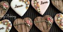 Valentine cookies / Пряники С Днём Святого Валентина