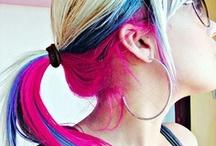 Hair crazy / by Anna Mennuti