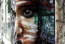 Street Art / by Aisha Super-Grace