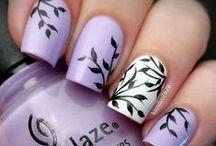 Nails / nail polish, manicure, pedicure, nail arts, nail design and so on.