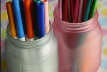 Jars Stuff!!! / by Shanon Martin