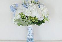 Wedding Flowers / Bridal Bouquets, Wedding Flowers, Wedding inspiration / by Kristina Gregory Eaton {Something Tulle Bridal Boutique}