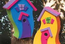 Bird Houses / by Guadalupe Cano Daley