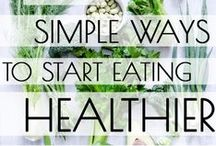 Take Charge of Your Health / Great ideas and information to get you on the right path to optimum #wellness!