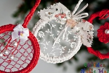 Christmas Ornaments / Favority time of the Year - Unique / by Guadalupe Cano Daley